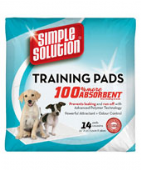 Simple Solutions Puppy Training Pads - 14 or 30 pads